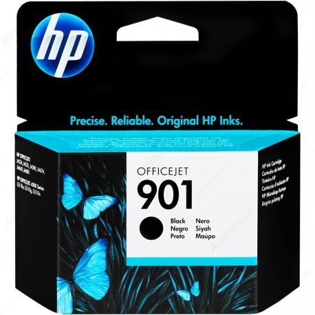 HP Black Cartridge No.901 - CC653AE