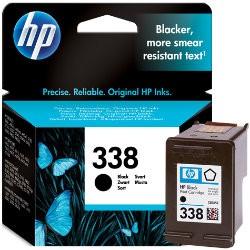 HP 338 Black Original Ink Cartridge - C8765