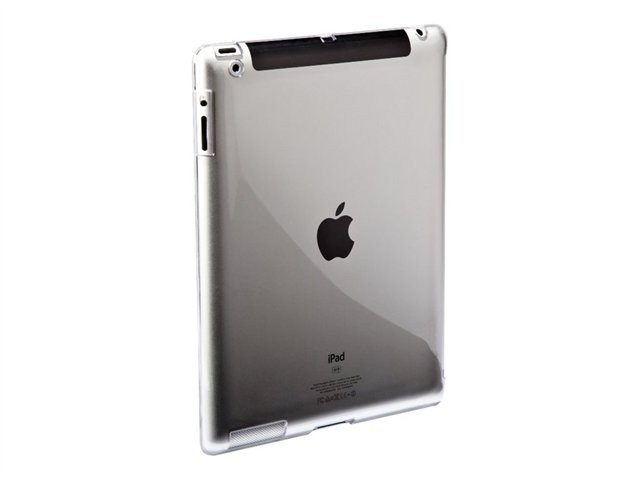 Targus Vucomplete Back Cover for iPad 3rd Gen, Clear - THD011EU
