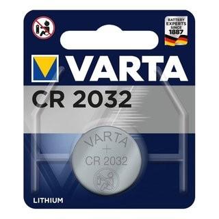 Varta CR2032 Lithium Batteries - CR2032