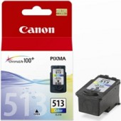 Canon Colour Inkjet Print Cartridge - CL-513