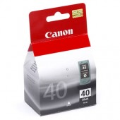 Canon Black Inkjet Print Cartridge - PG-40