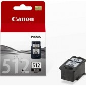 Canon Black Original Ink Cartridge - PG-512