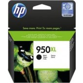 HP 950XL High Yield Black Original Ink Cartridge - CN045