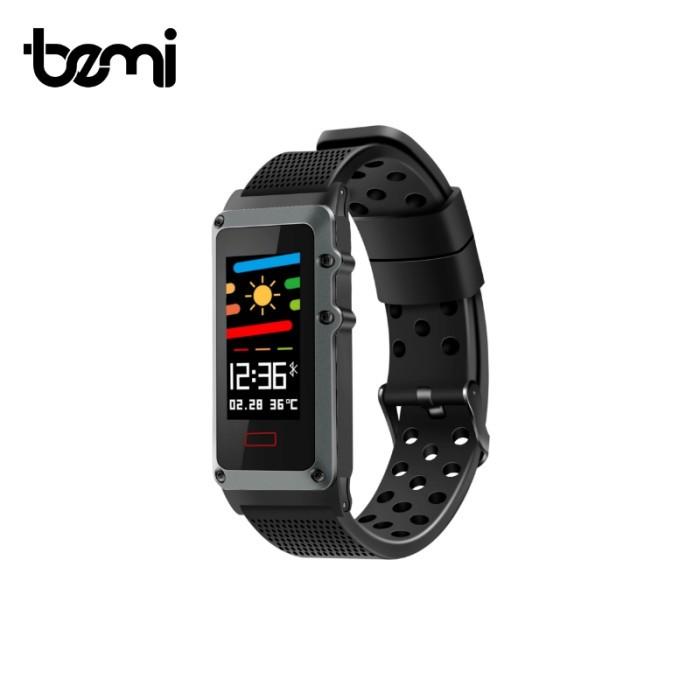 Bemi REX Smart Fit Tracker IP68 with HR - BBREX01BK