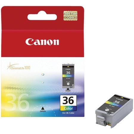 Canon Color Ink Cartridge - CLI-36