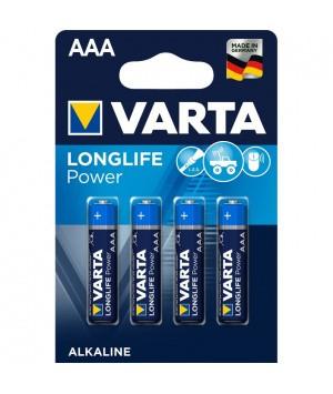 Varta Long Life AAA 4-Pack - MN2400