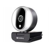 Sandberg Streamer USB Webcam Pro - 134-12