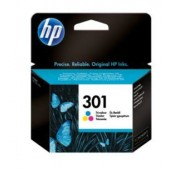 HP 301 Color Original Ink Cartridge - CH562EE