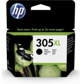 HP 305XL Black Ink - 3YM62AE