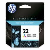 HP 22 Colour Inkjet Print Cartridge - C9352AE