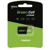 Green Cell CR123A 3V - XCR02