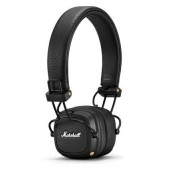 Marshall Major III Black Bluetooth On-Ear Headphones - 4092186-BLK