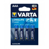 Varta Long Life AAA 4-Pack - MN2400