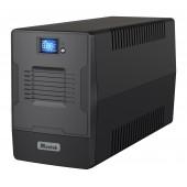 Mustek PowerMust 1000VA LCD Line Interactive - 1000-LCD-LI-T30