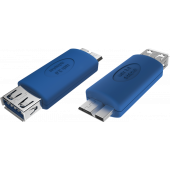 VISION USB A 3.0 to USB B Adapter - TC-USBMBA